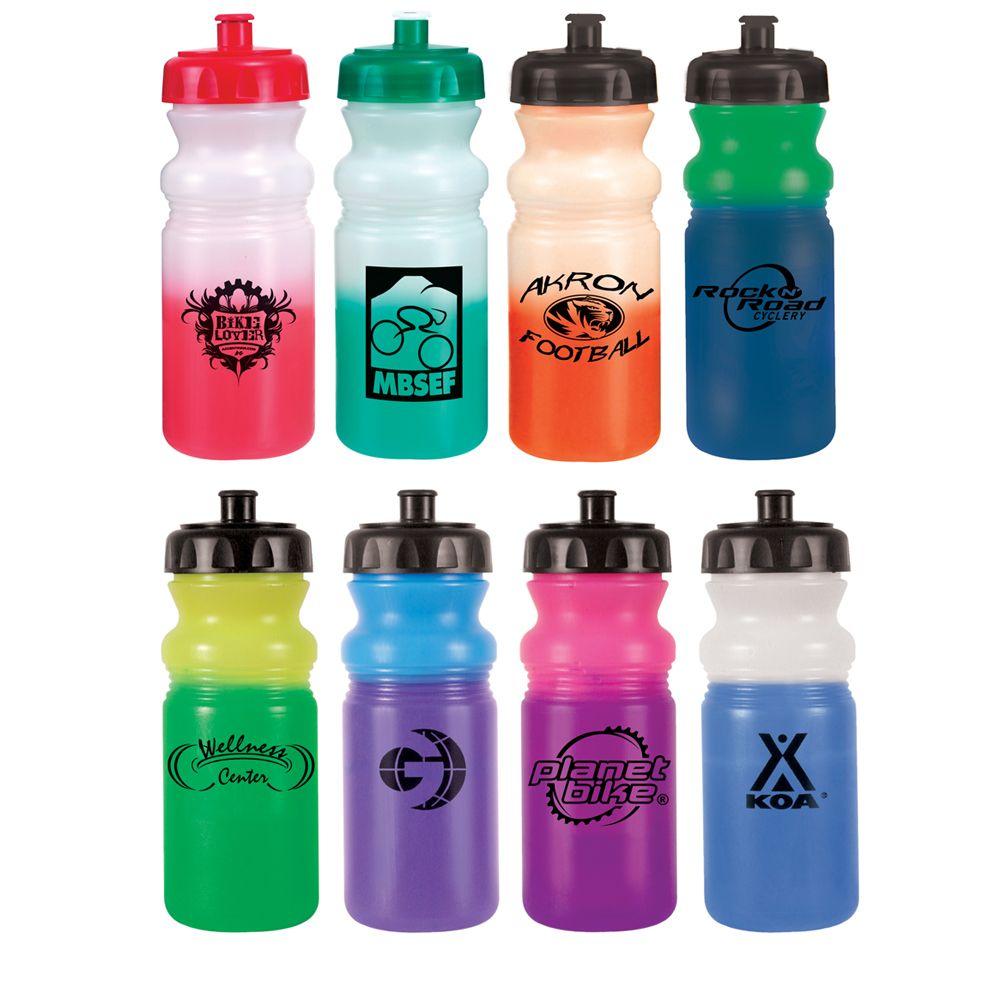 Mood 20oz Cycle Bottle Bottle, Sport bottle, Custom