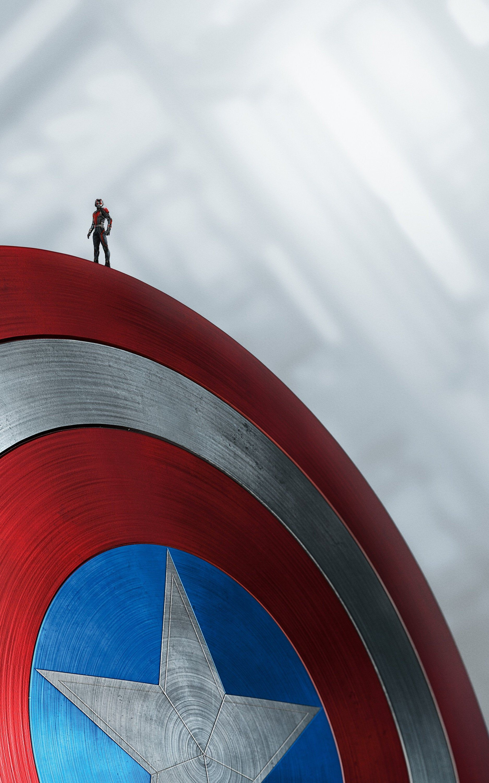 Ant-Man 2015 Paul Rudd Evangeline Lilly Marvel Universe Avengers Movie Poster Wall Art Home Decor Print