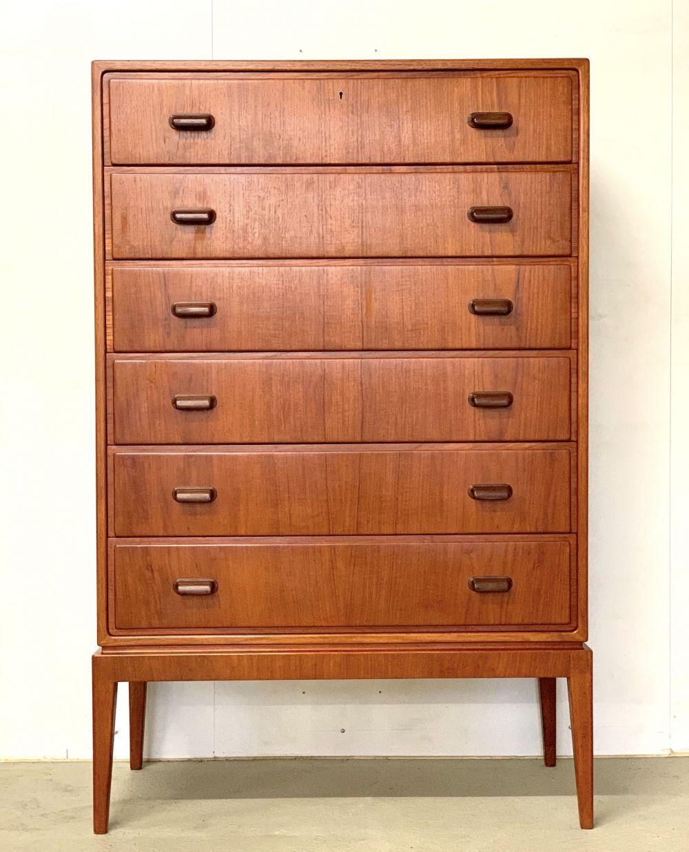 For sale Tove & Edvard KindtLarsen Tallboy, 1950s in