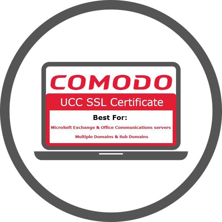 Comodo Ucc Exchange Ssl Certificate It Is The Best Certificate To