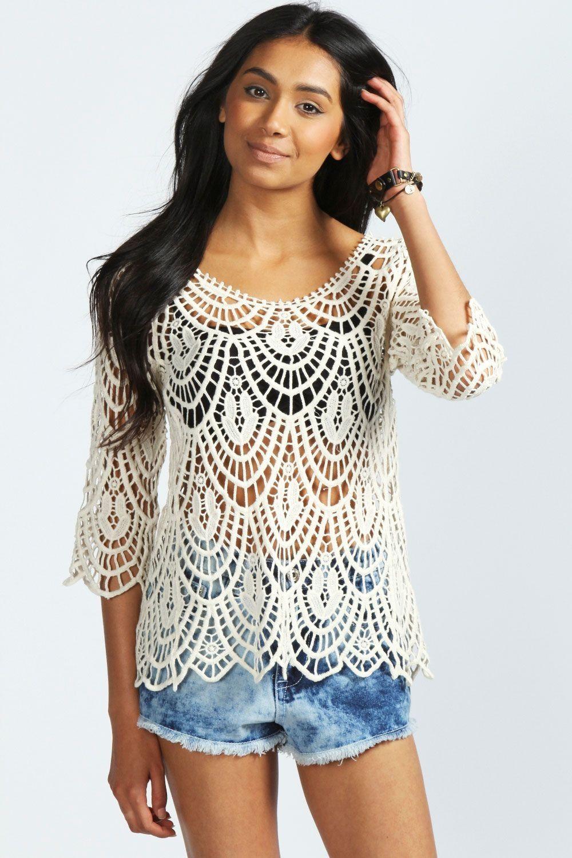 Crochet - Gorgeous... #inspiration_crochet_diy GB ...