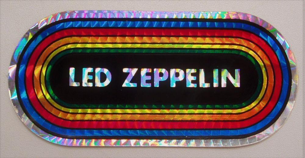 "Vintage 1970s Rainbow Heart Decal Bumper Sticker Prism Prismatic 4"" x 3"""