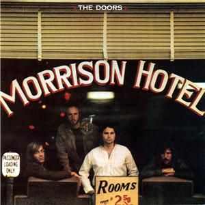 The Doors, Morrison Hotel*** (1970): By now, the only thing truly heavy-ish about the Doors, was Morrison. His vocals could be placed over the top of just about any metal music, and it would have fit right in. This album is really no exception. There were times that I could almost mistake his voice for Glen Danzig's vocals... though Morrison had a much better sound to his voice. Anyway, good album, but I know the band can do better. This is the 300th album in my little review project…