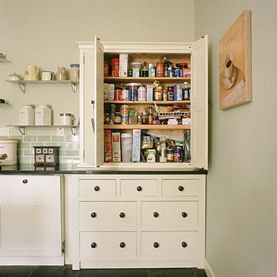 Stockpile food in your pantry and save money in the long run!