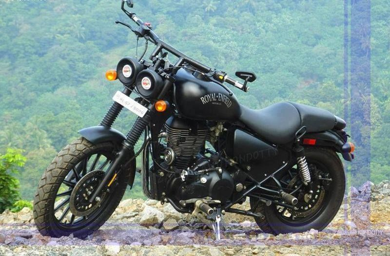 It Has Became My Favorite Modified Bike Royal Enfield Modified