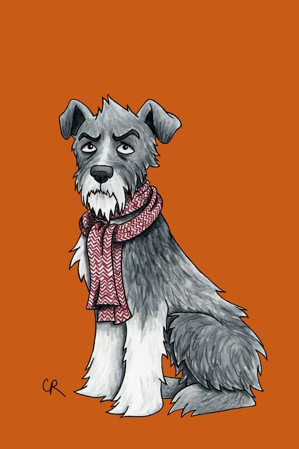 Adorable Illustrations Of 'Doctor Who' As Dogs - DesignTAXI.com