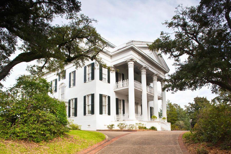 Stanton Hall Natchez Mississippi South S Best Wedding Venues Southernliving This Greek Revival Mansion
