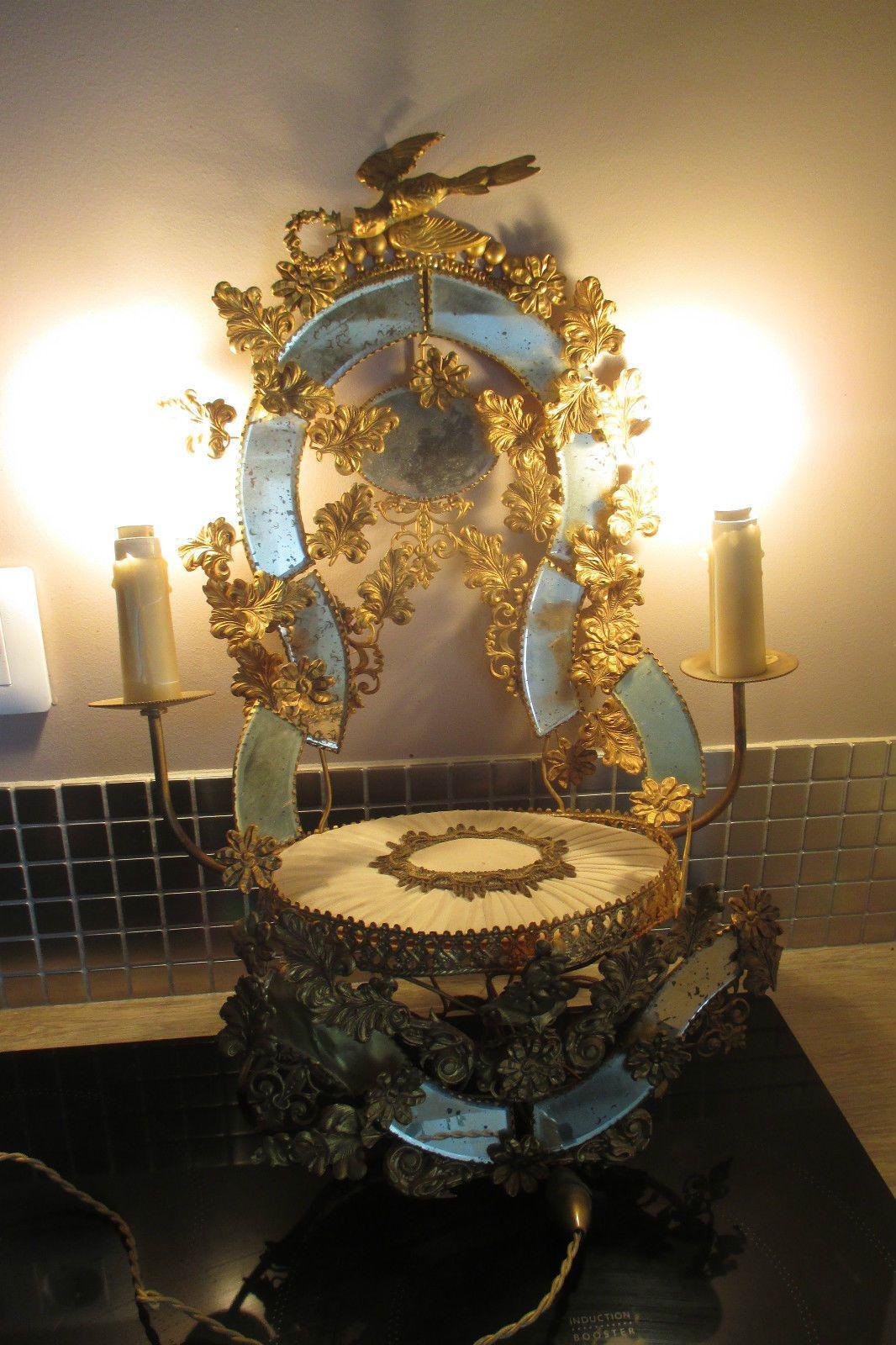 Globe de Mariee Interieur Coffre A Bijoux | eBay