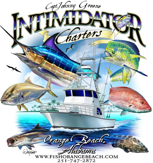 Orange beach gulf shores deep sea fishing charters new for Deep sea fishing orange beach