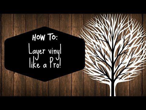 Pin On Cutting Layers On Vinyl