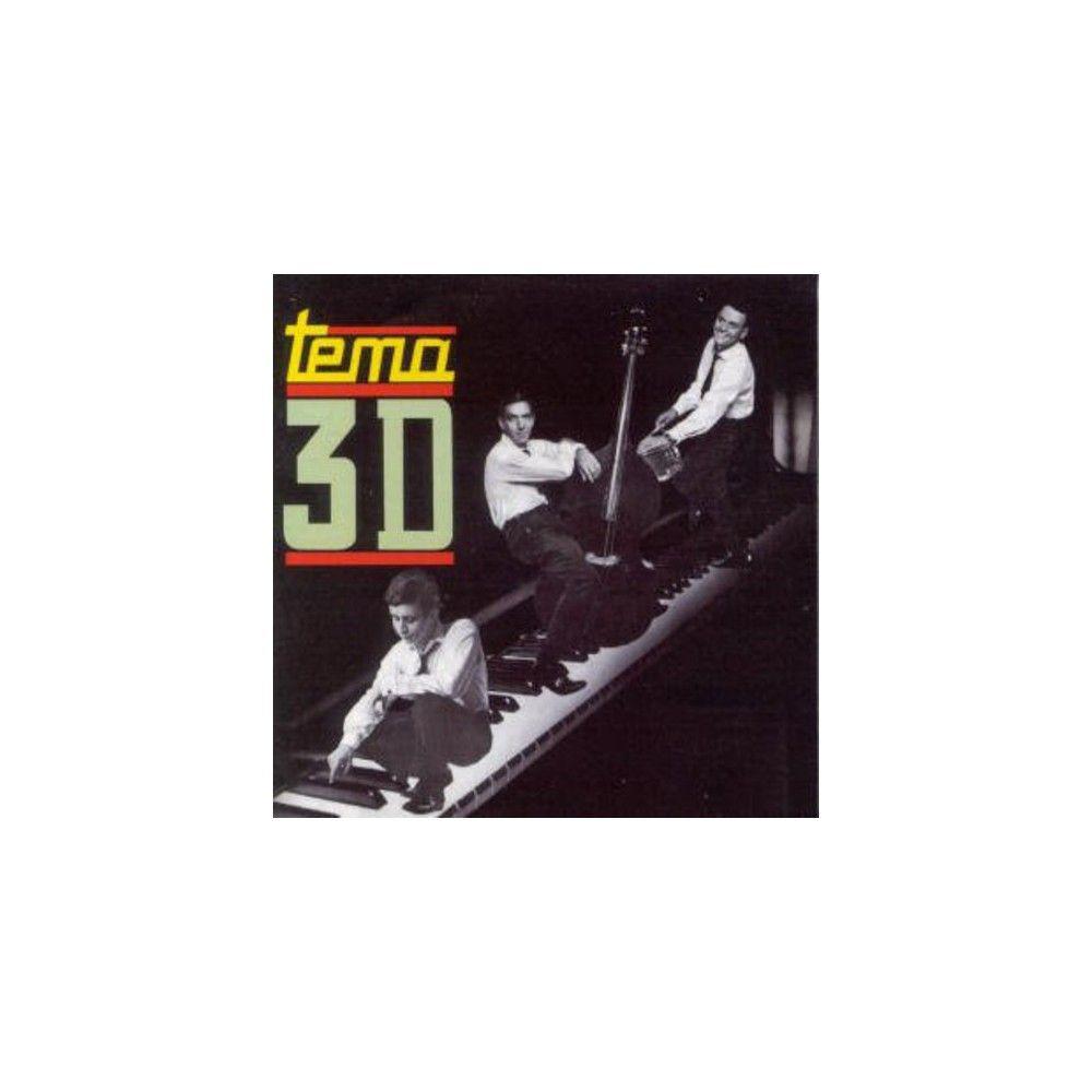 Trio 3-D - Tema 3D: Colecao 50 Anos de Bossa Nova (CD)