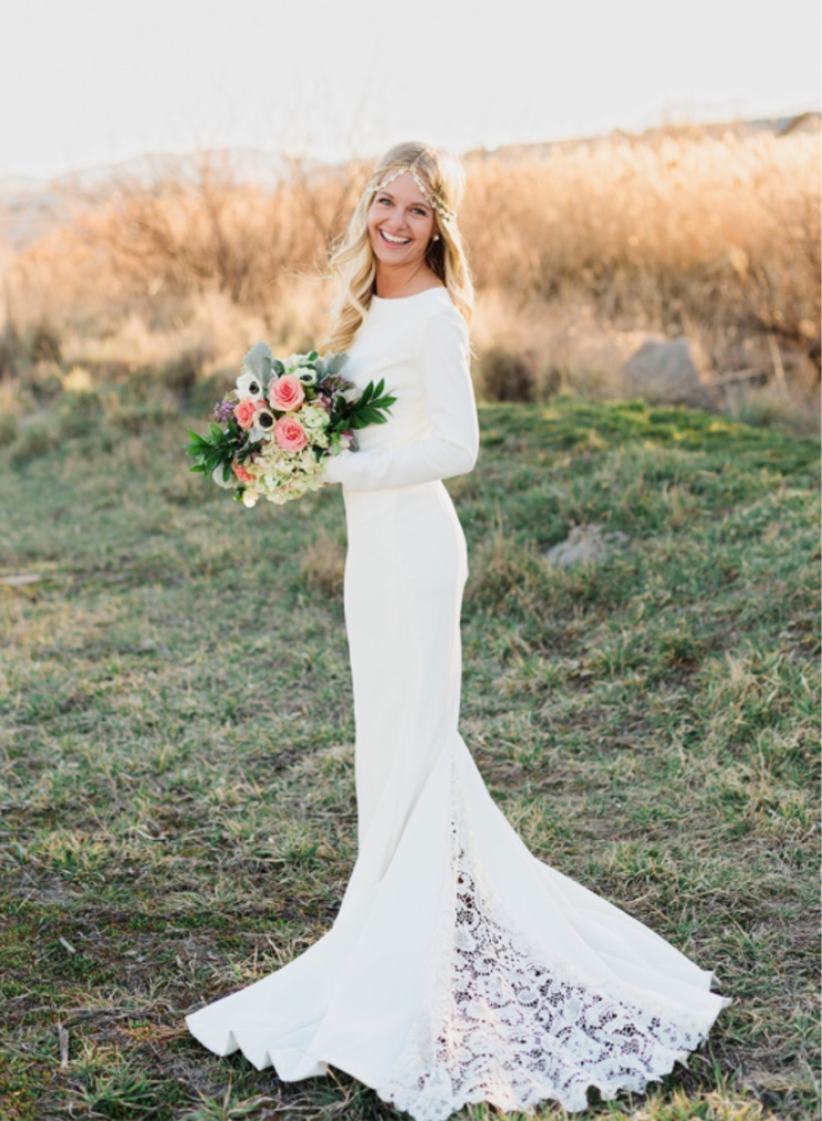 Winter Wedding Gowns for Any Winter Wedding That You'll Love