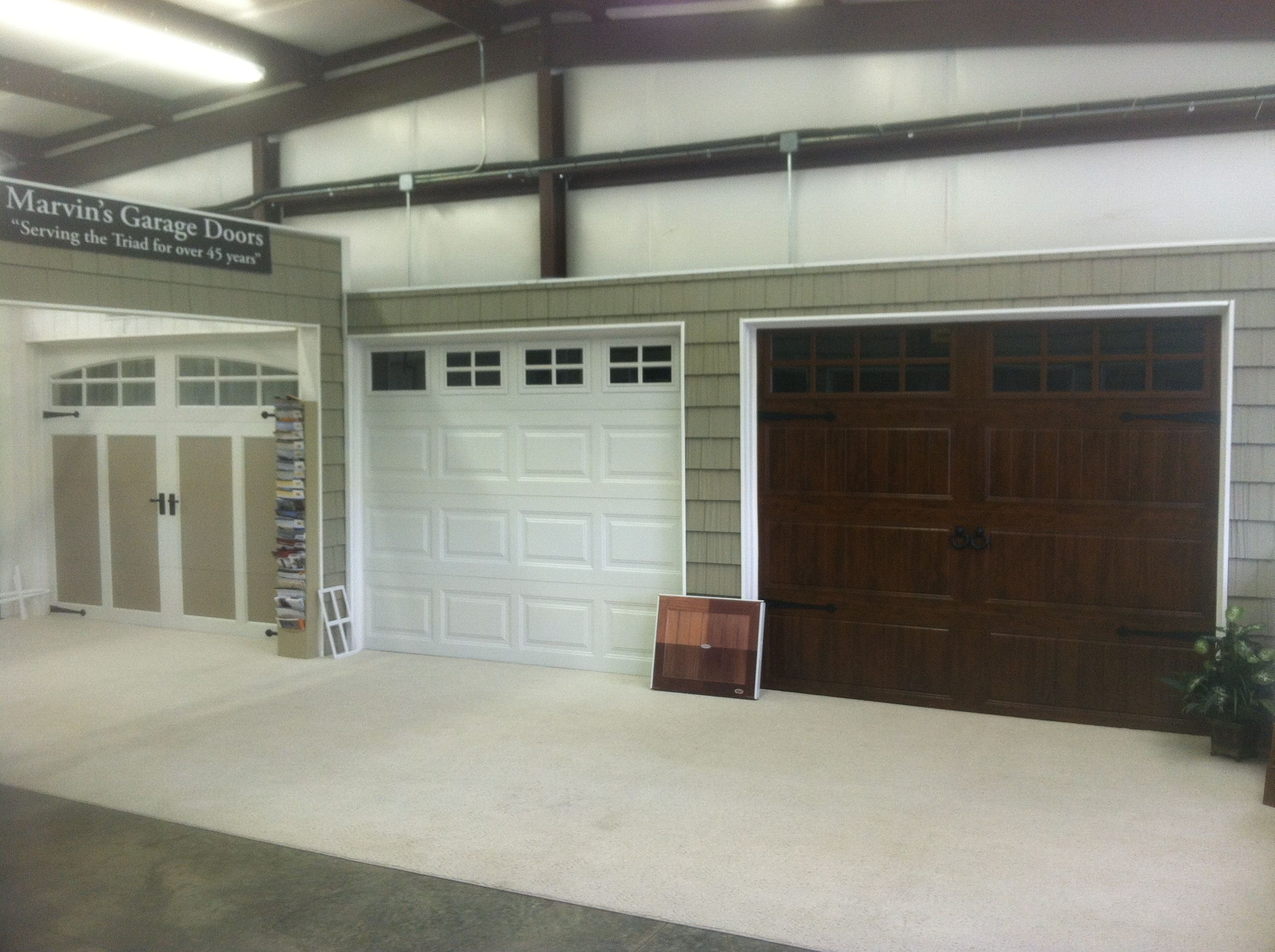 Wilkesboro Showroom Puertas