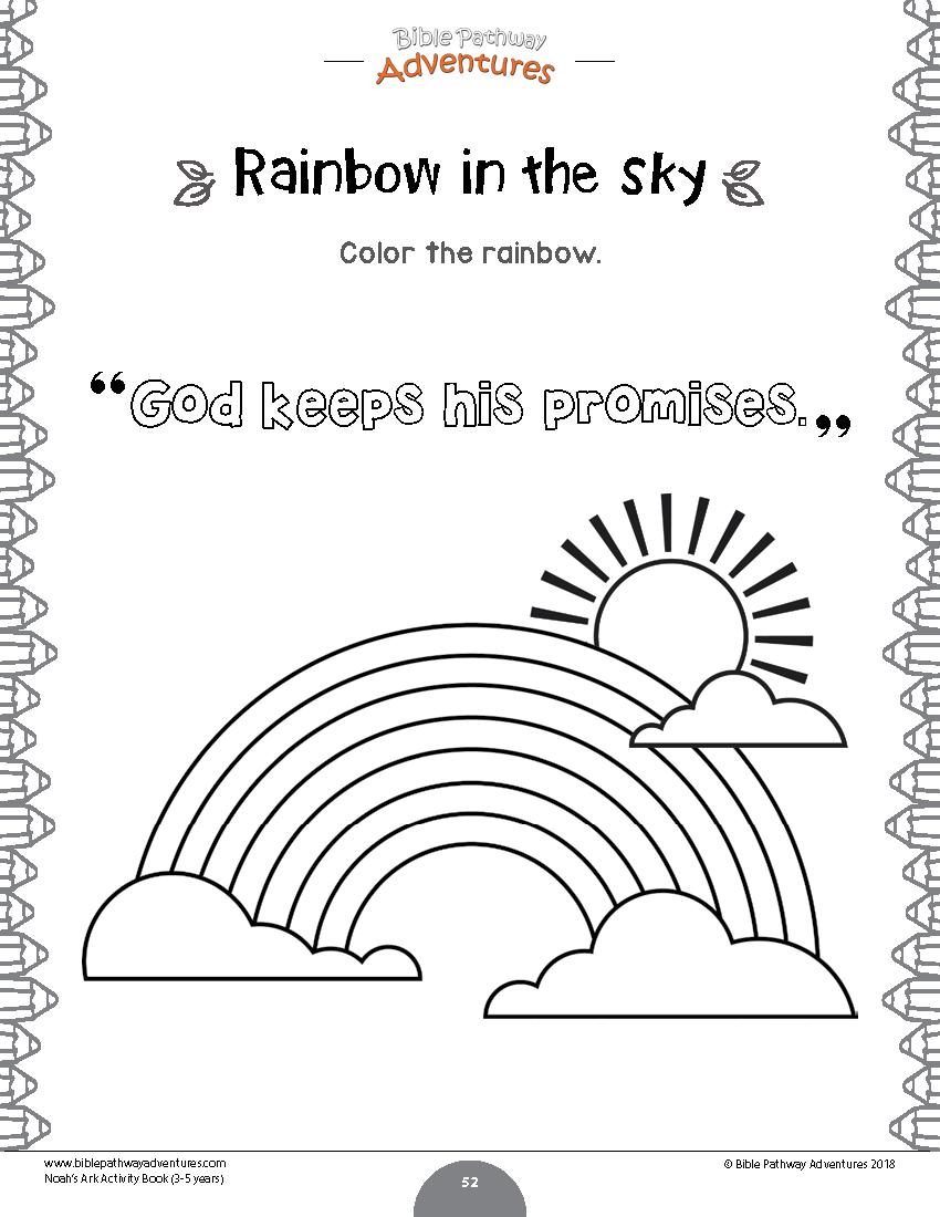 Noah S Ark Activity Book For Beginners Bible Study For Kids Bible Lessons For Kids Bible Activities For Kids [ 1100 x 850 Pixel ]