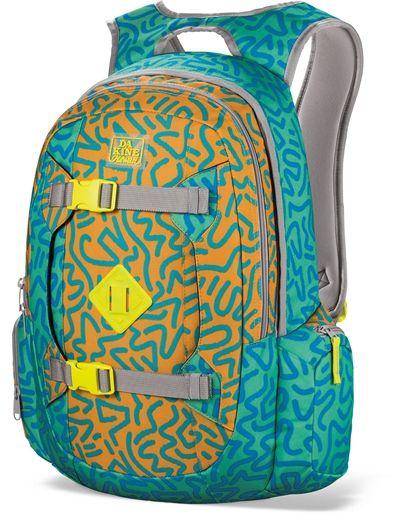 Dakine Mission 25l Backpack In De Blue Tomato Online Shop Rugzak Snowboarden Surf