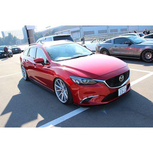 Mazda 6: ATENZA(Mazda6) CHAOS VOSSEN