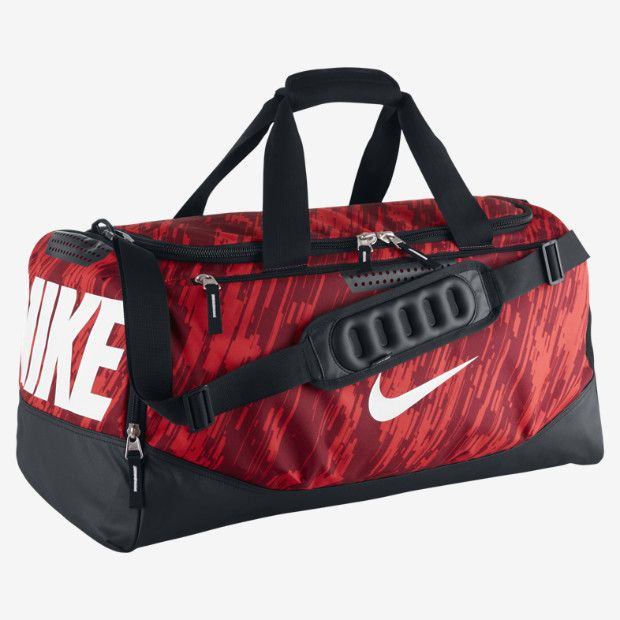 nike team training max air duffel blackblue medium sized