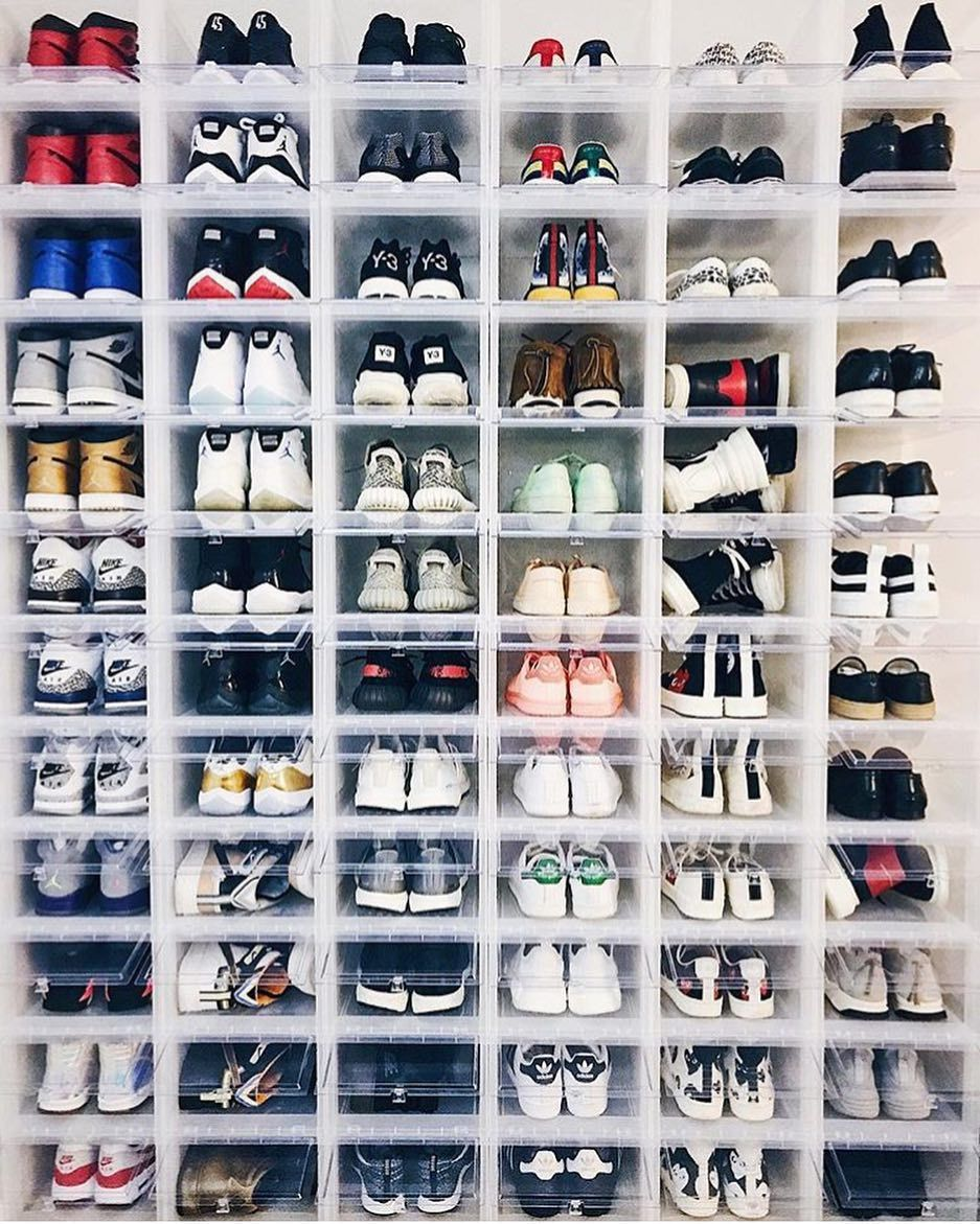 Great Collection How Do You Store Your Sneakers Tag Sneakersmag