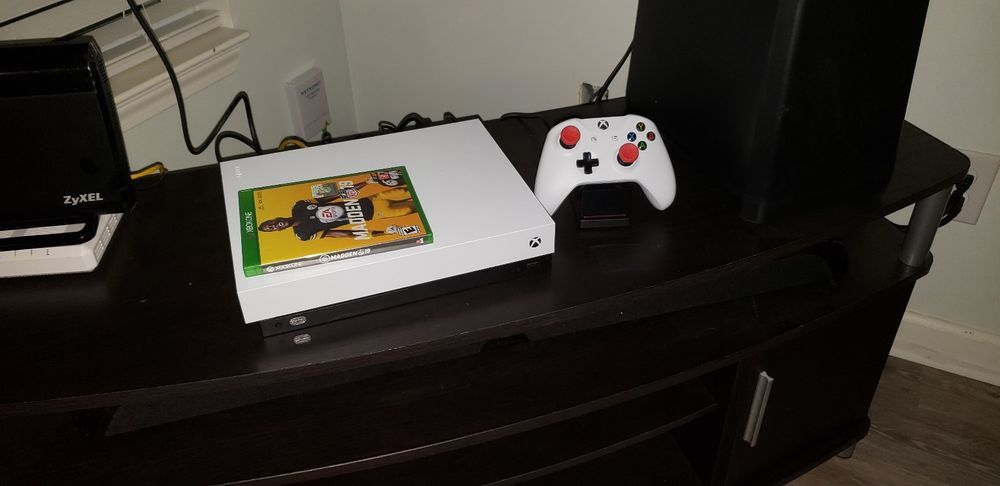 xbox one x special edition consoles
