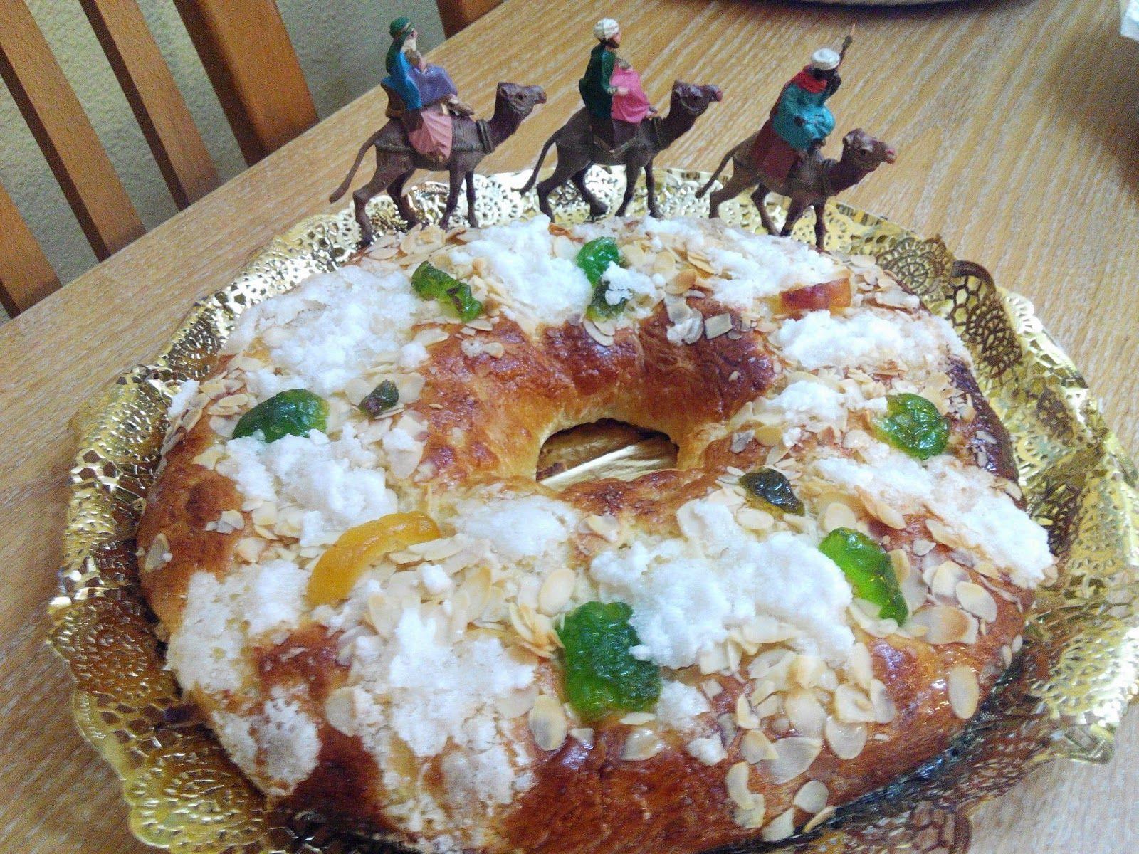 La Cocina De Bea Y Sus Chicos Roscón De Reyes Receta De Prado Camacho Roscón De Reyes Recetas De Comida Batido De Huevo