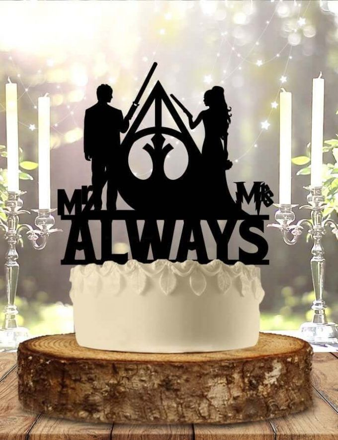 50+ Best Star Wars Wedding Ideas of All Time | Emmaline Bride