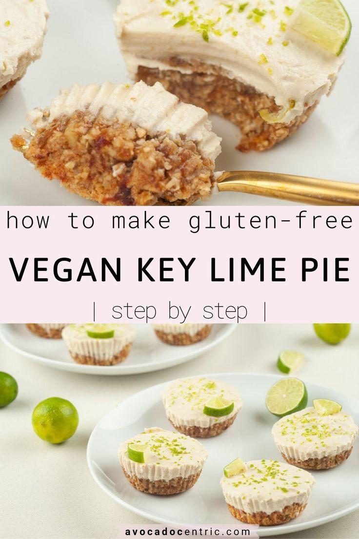 Vegan Key Lime Pie Gluten Free Avocado Centric Recipe In 2020 Vegan Key Lime Pie Vegan Key Lime Pie Recipe Vegan Key Lime