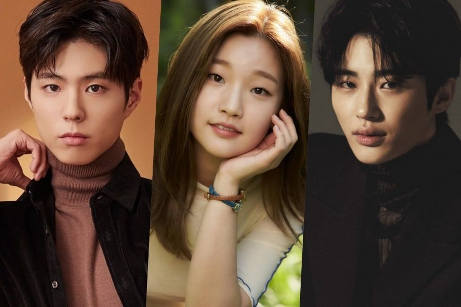 Park Bo Gum, Park So Dam, And Byun Woo Seok Confirmed For New Drama About Models