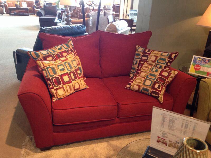 Sofa Rojo Hermoso Rooms To Go Sofa Furniture Couch