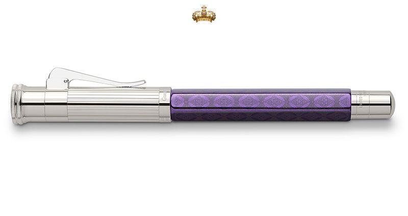 Graf von Faber-Castell Heritage Ottilie Fountain Pen (L.E ...