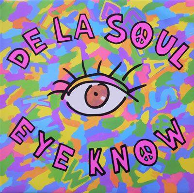 De La Soul - Eye Know (Single, 1988)