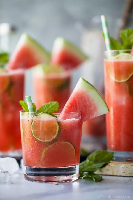 Photo of Vodka Watermelon Cocktail Recipe | Summer Cocktails