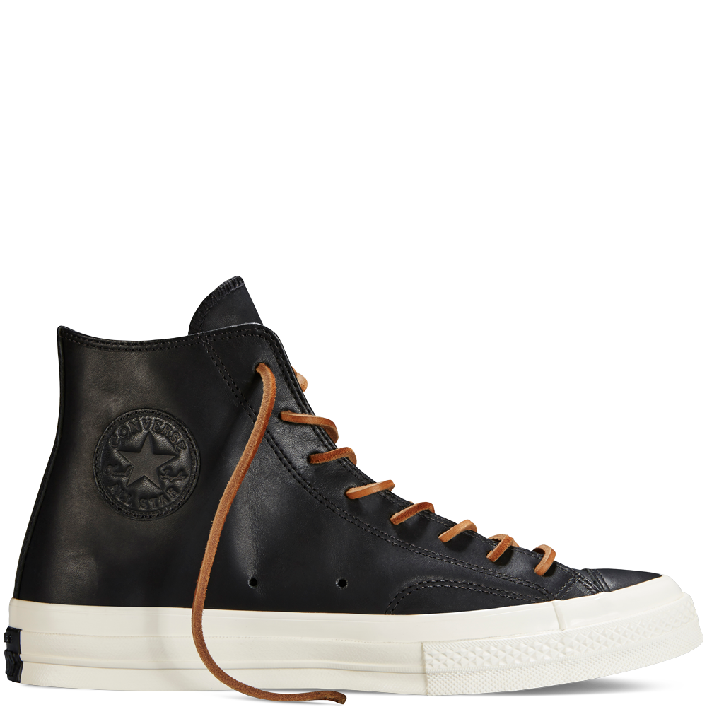 388e56c28f4b Converse All Star Chuck  70 Leather black
