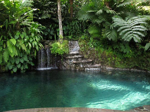 Pools freshwater swimming pools como shambhala these three pools filled only things i for What is a freshwater swimming pool