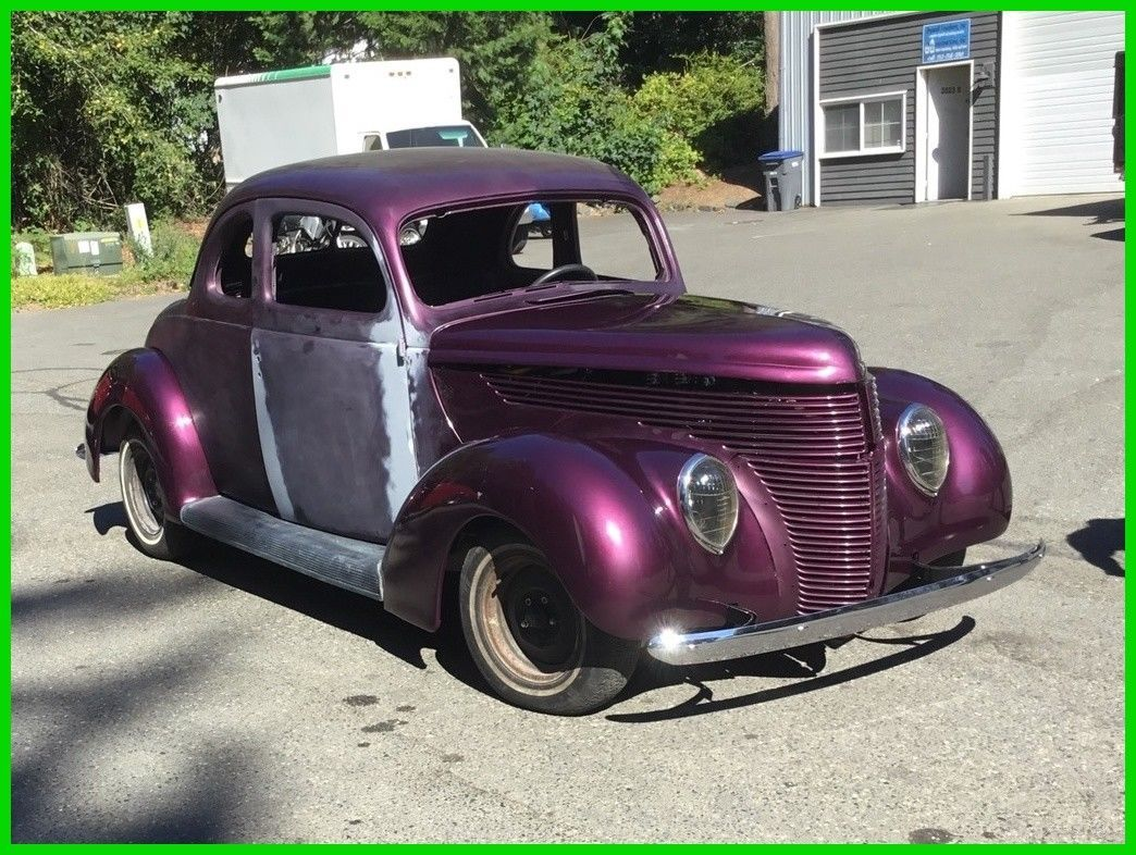 Awesome Amazing 1938 Ford Coupe Coupe 1938 Used Automatic Coupe 2017 ...