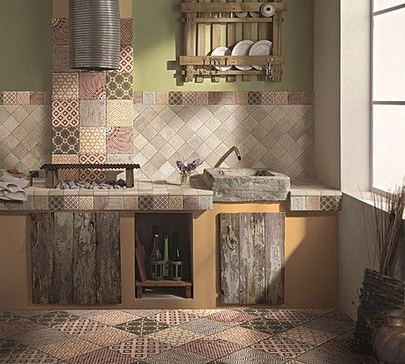 Come Mettere Le Piastrelle In Cucina. Affordable Stunning Come ...