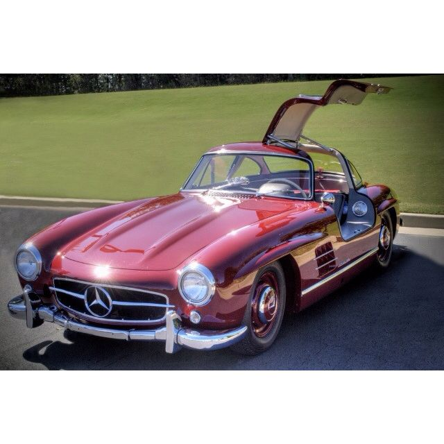 Great Car Mercedes Sedan Old Sports Cars Classic Sports Cars