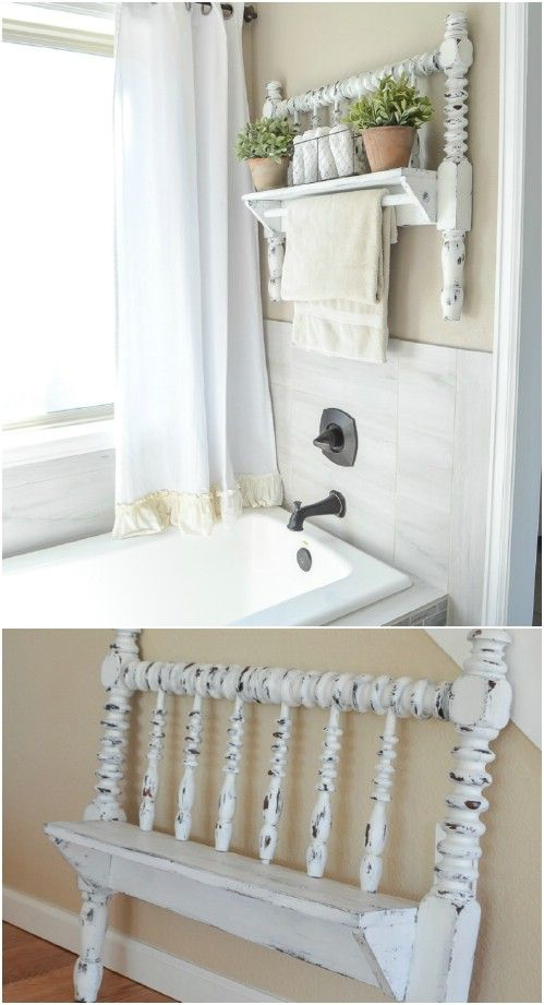 9 Charming And Natural Rustic Bathroom Design Ideas: 25 DIY Rustic Bathroom Décor Ideas To Give Your Bathroom
