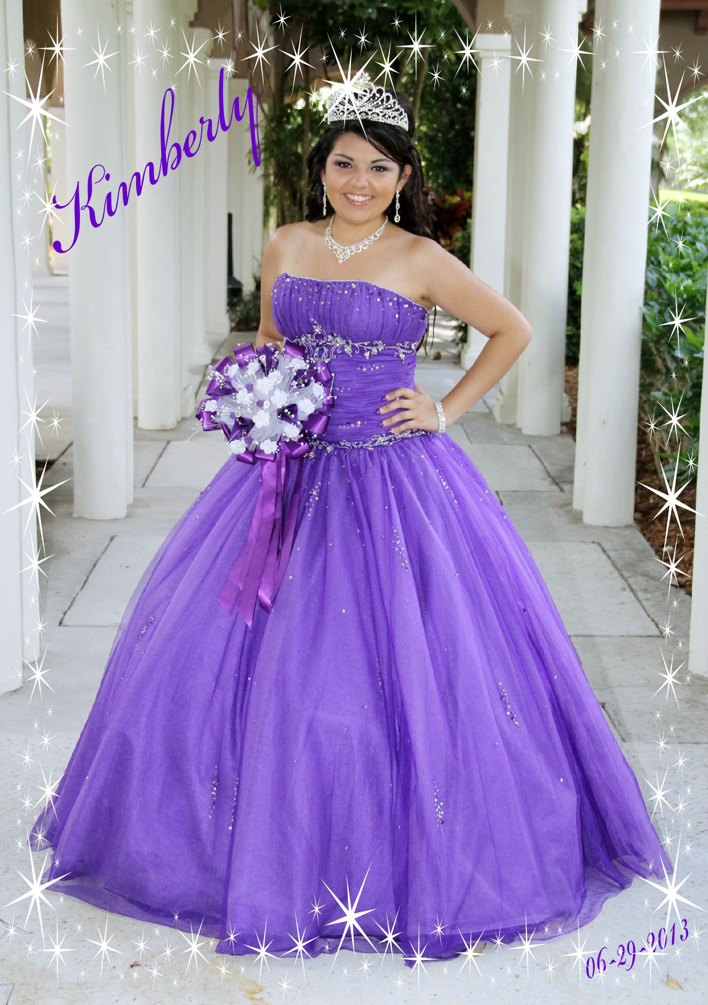 3e37b9b3ca My daughters 1st quinceanera photo shoot