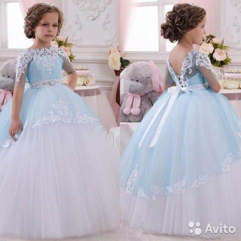 65458b89034f2e2 Очень хочу красивое платье!! Для девочки 6-7 лет | платья | Платья ...