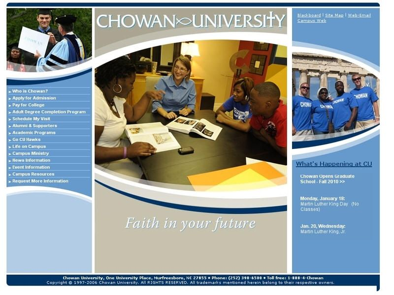 Chowan University Campus Map.Photos Of Chowan University Chowan University Residence Life