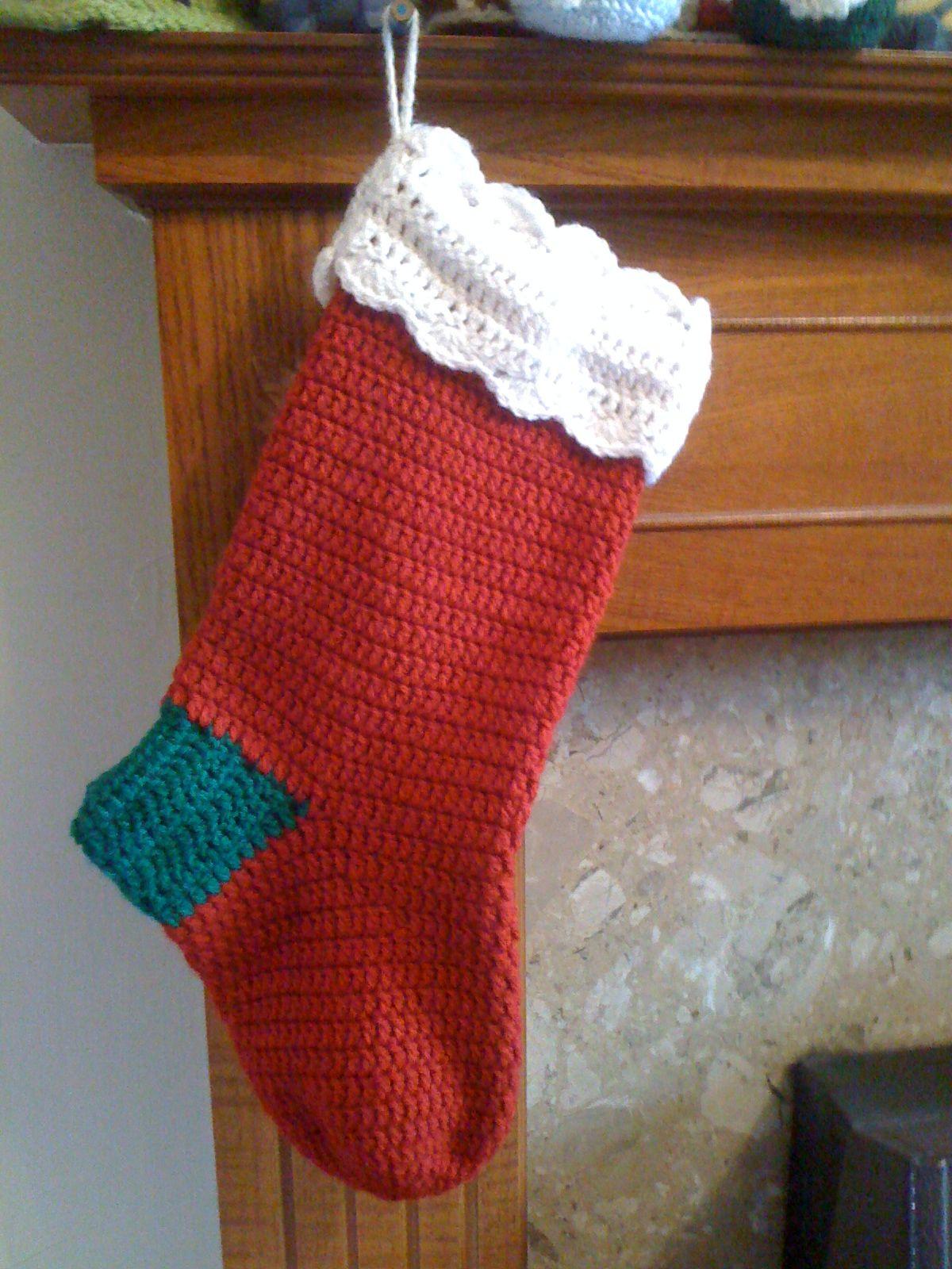 My Christmas Stocking :-)