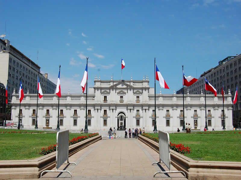 Image result for palacio de la moneda chile arquitectura