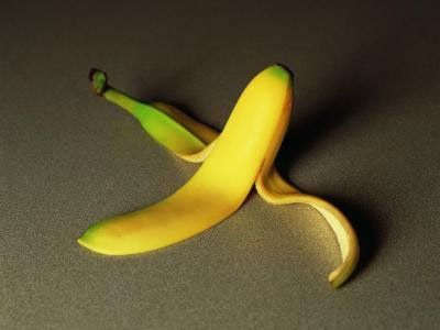 Power packed banana peels