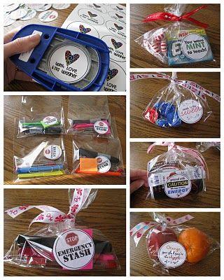 for teachers!  little gifts!