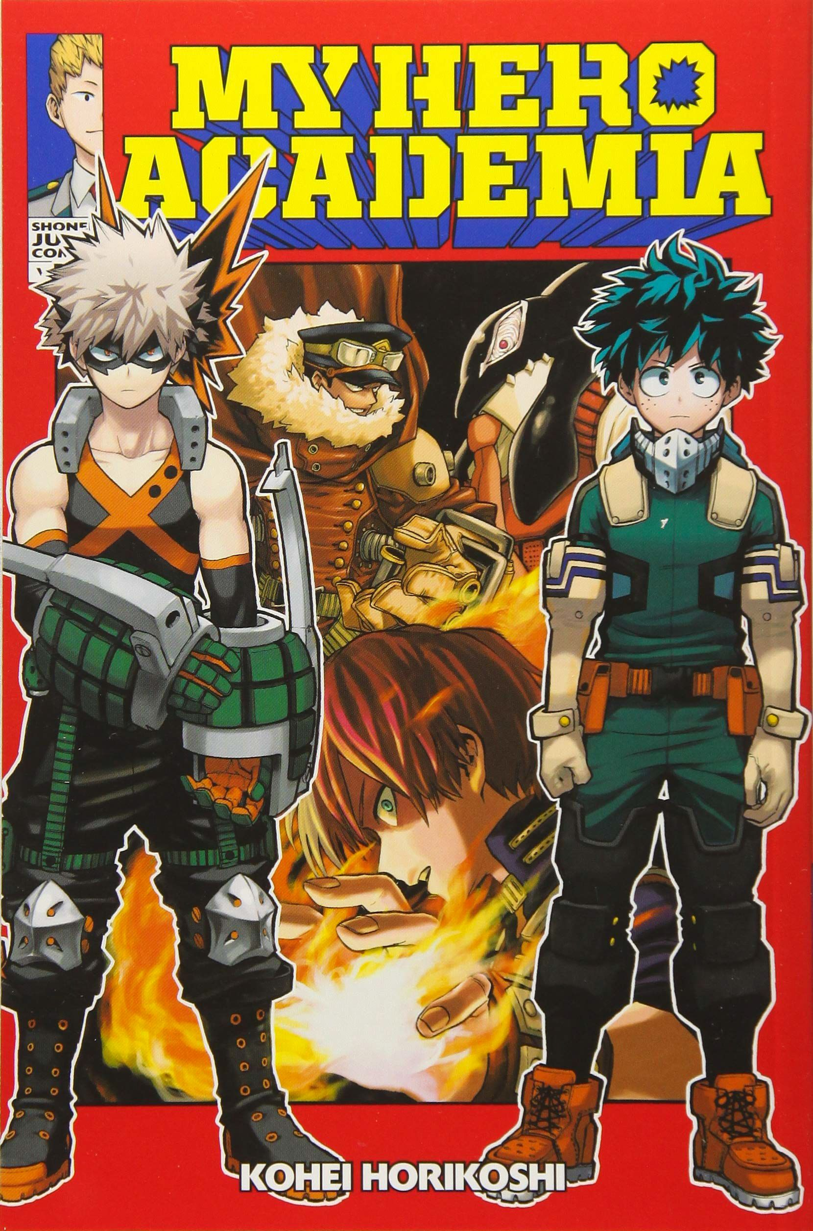 My Hero Academia Gghimself Anime Manga Touch Picture To Buy It Gg In 2020 Books My Hero Academia My Hero
