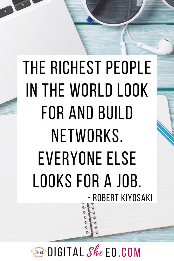 Network Marketing Quote From Robert Kiyosaki Network Marketing Quotes Network Marketing Quotes Motivation Networking Quotes