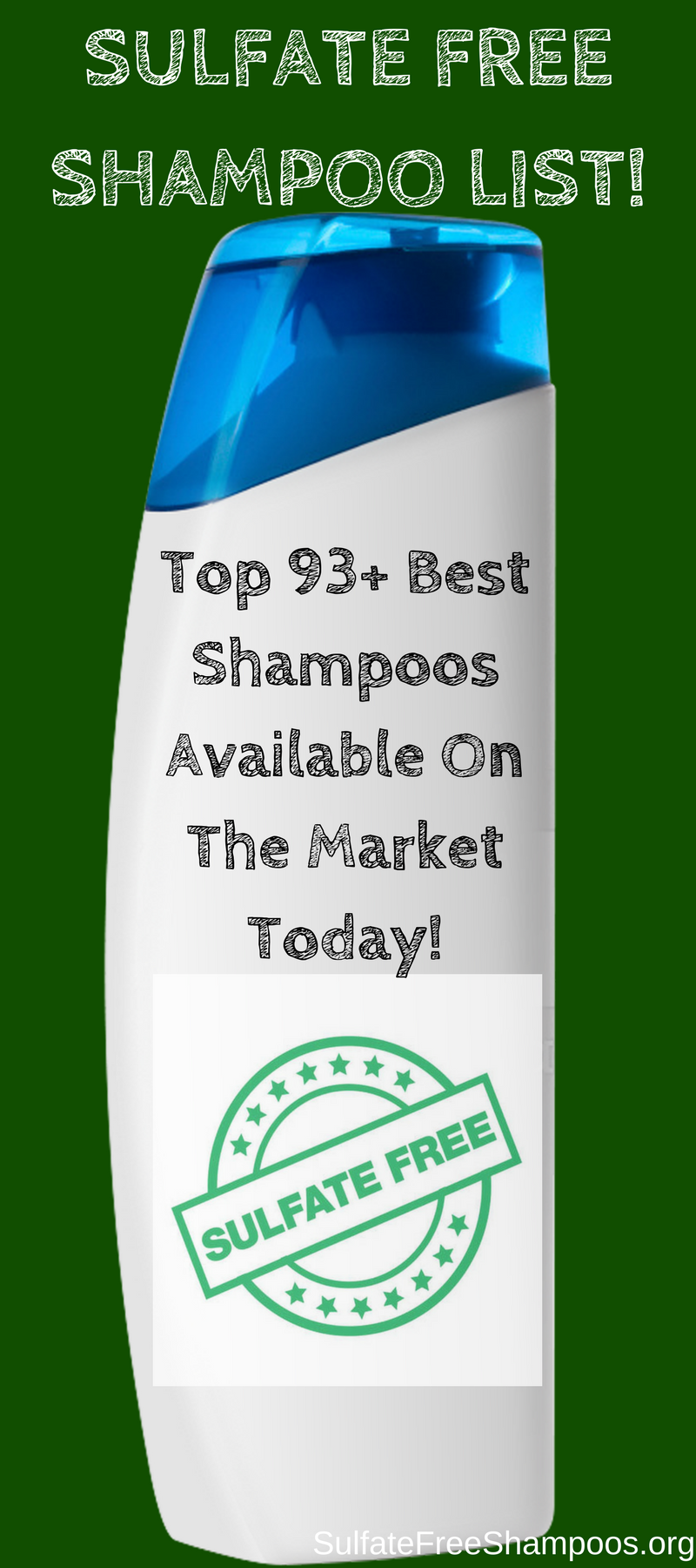 sulfate free shampoo list - top 97 best brands available in 2018