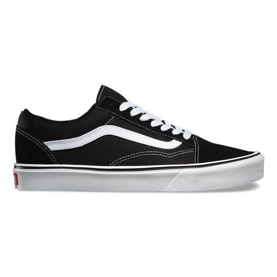 Zapatos negros Vans Old Skool para hombre Fkadfnb