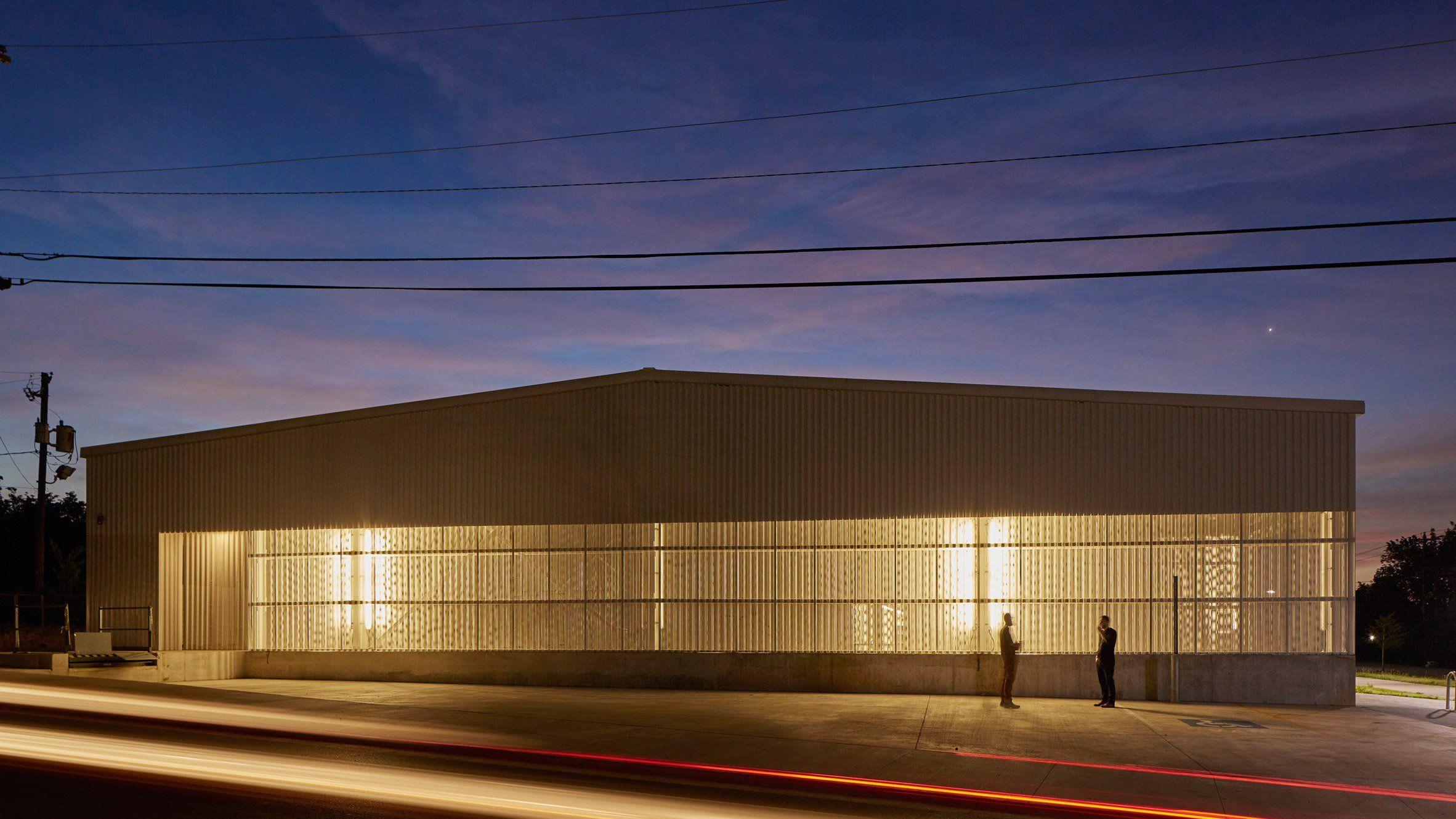 El Dorado and Modus Studio repurpose warehouse for