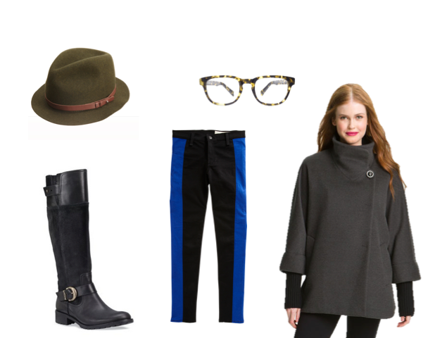 Dress like Puck Building, Warby Parker